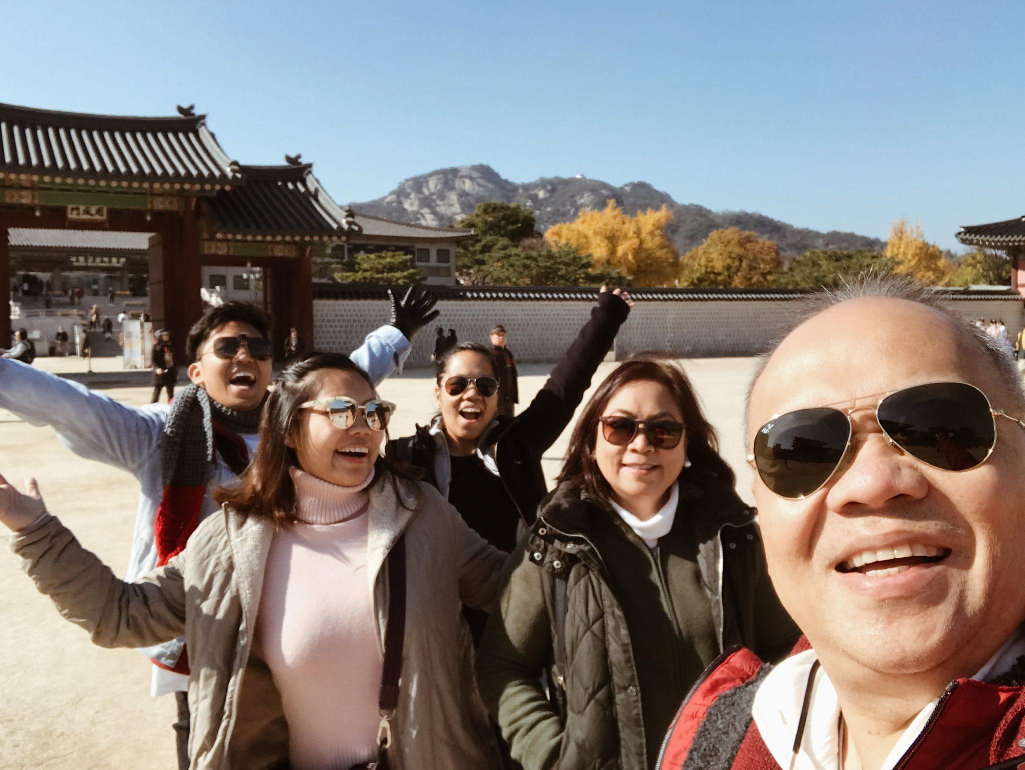 Gyeongbokgung Fambam