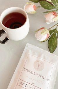 Hangover Fixer Elixir from Pekoe Tea