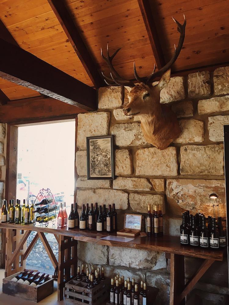 Stonehurst Cedar Creek Wines
