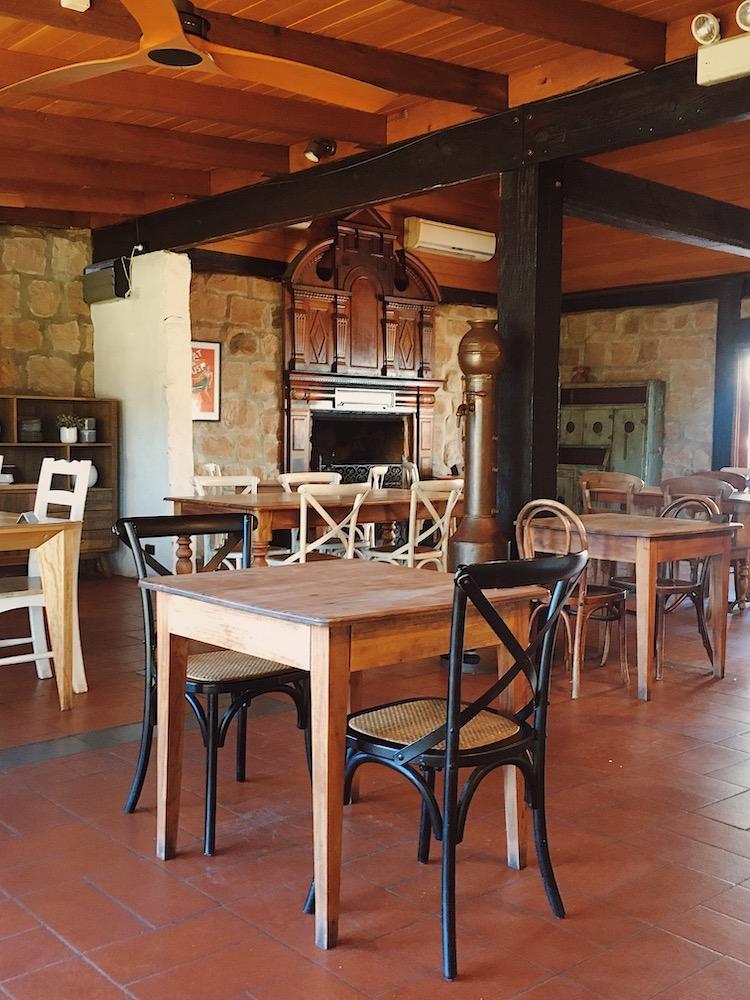 Cafe Enzo interio