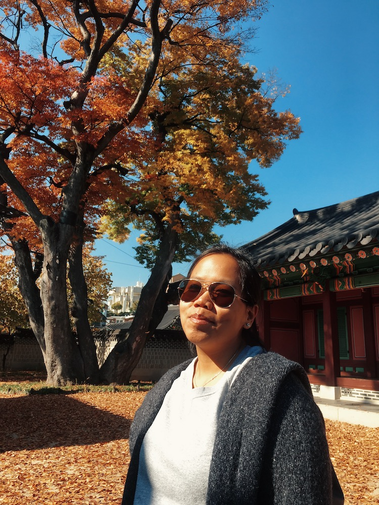 Changdeokgung Palace Pam