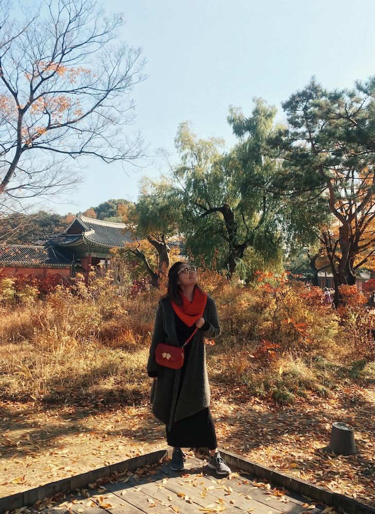 Changdeokgung Palace Trish 2